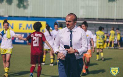 """Parola ad Enrico Salgarollo! """"Onorato di essere al Chievo Women, settore giovanile veicolo di crescita futura"""""""