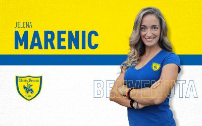 UFFICIALE: Jelena Marenic è la nuova bomber gialloblù