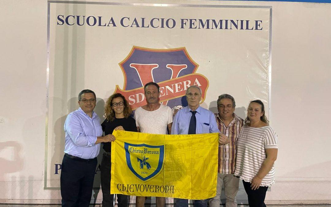 Il Chievo Women guarda al futuro! Ufficiale la collaborazione con l'ASD Venera