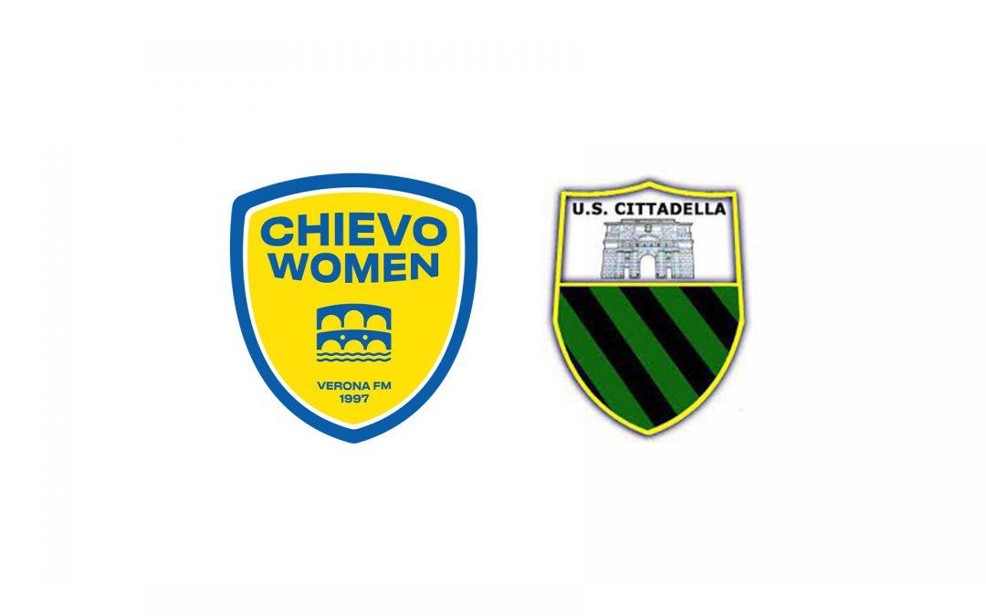 Accordo tra Chievo Women e U.S. Cittadella: nasce un polo logistico femminile nel mantovano